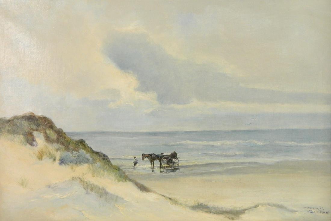 Meeuwis V. Buuren oil on canvas
