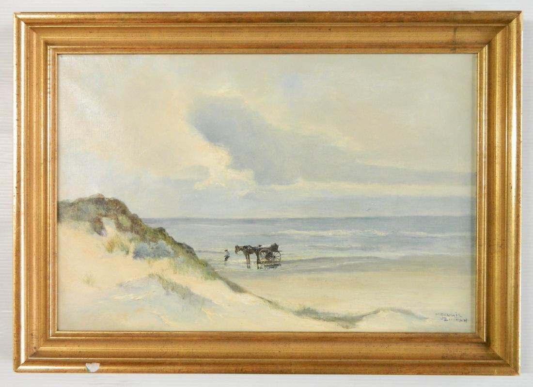 Meeuwis V. Buuren oil on canvas - 2