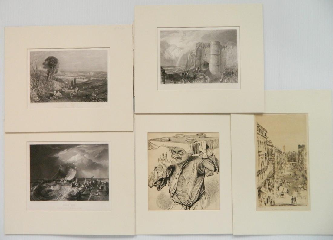 Lot of 5 Prints