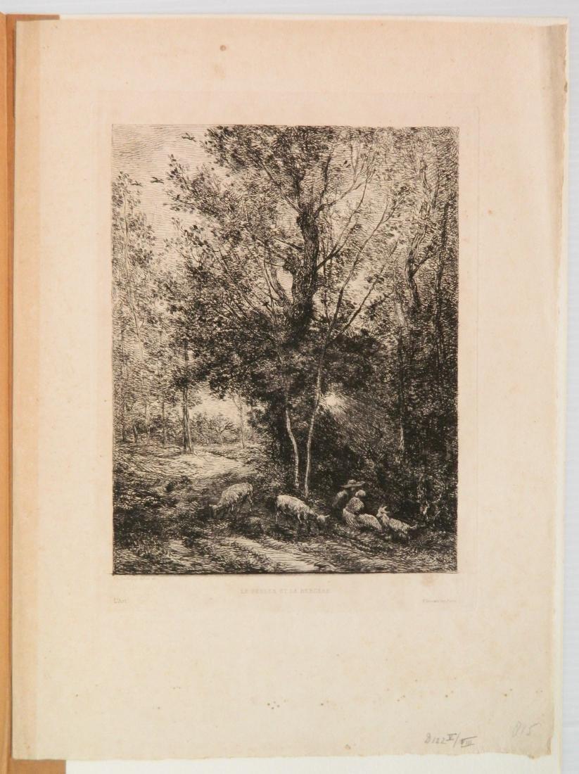 3 European etchings - 6
