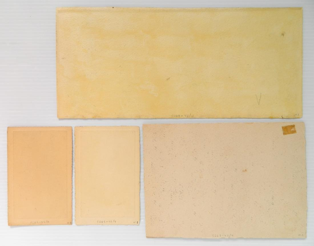 4 Works on paper - 2
