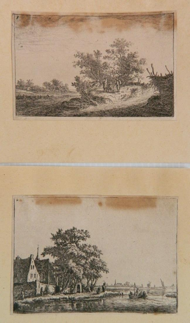 6 Old Master engravings - 2