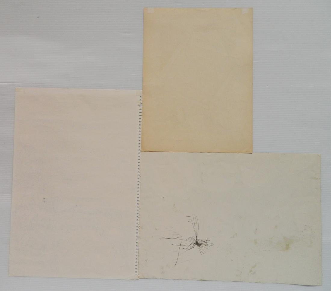 3 Works on Paper - 7