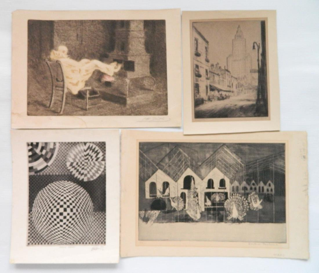 4 Works on Paper