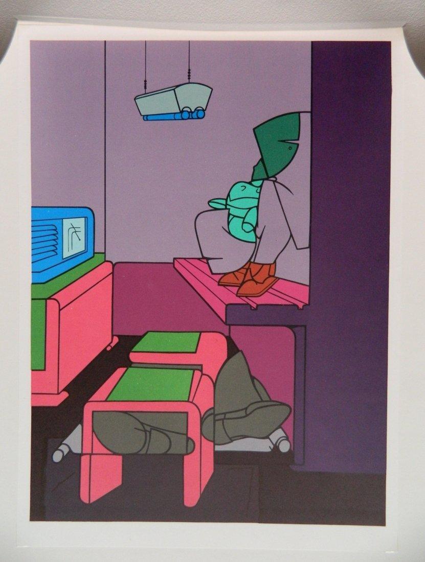 Derriere Le Miroir 18 lithographs in colors - 3