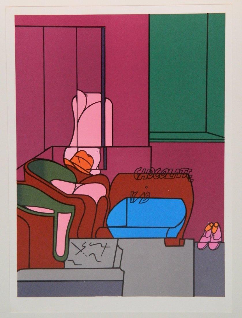 Derriere Le Miroir 18 lithographs in colors - 4