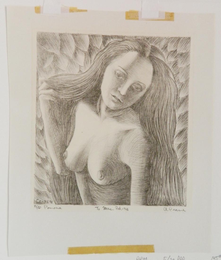 5 American lithographs - 2