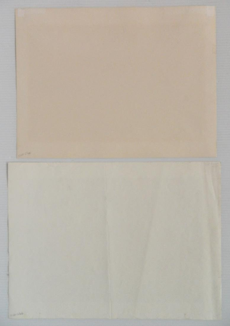 6 American works on paper - 4
