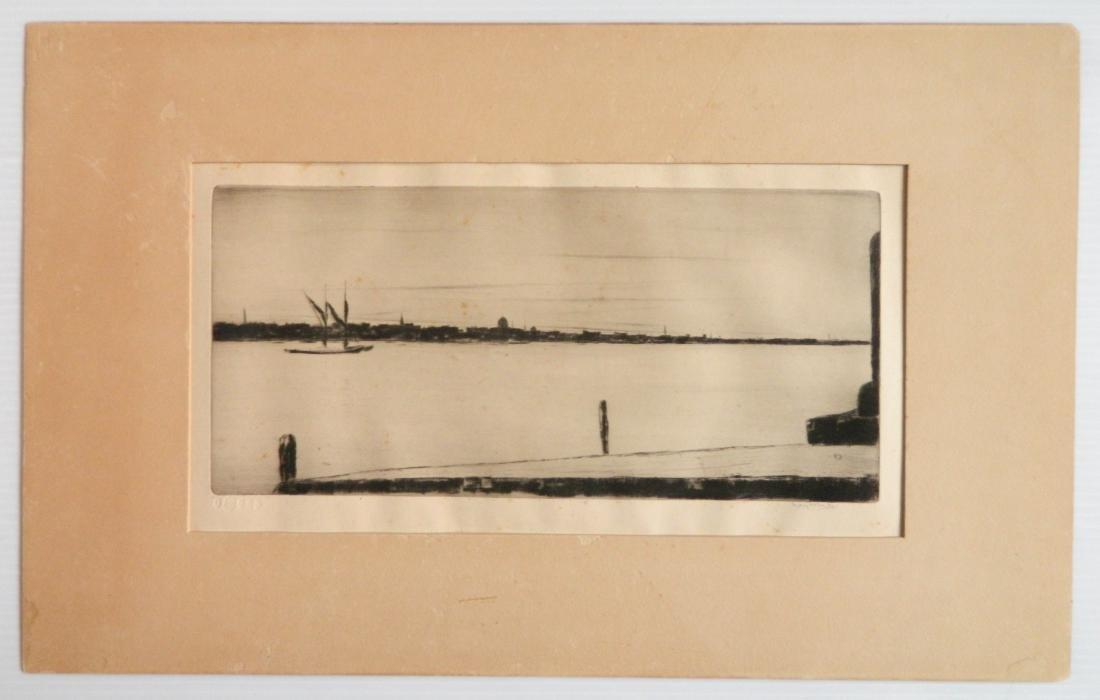 3 American prints - 2
