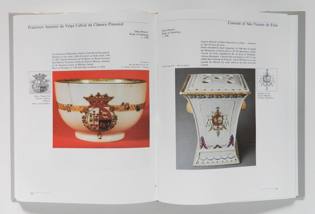 Chinese Porcelain and the Heraldry of the Empire - 3