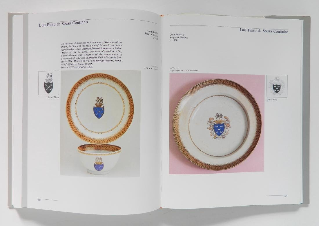 Chinese Porcelain and the Heraldry of the Empire - 4