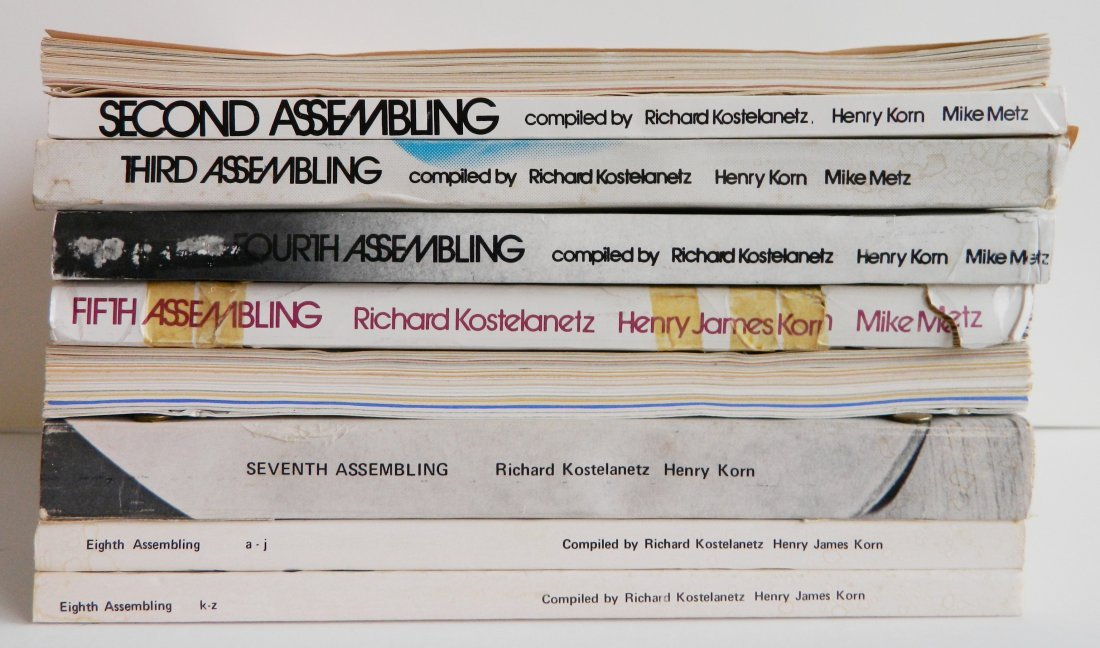 8 Issues of ''Assembling''