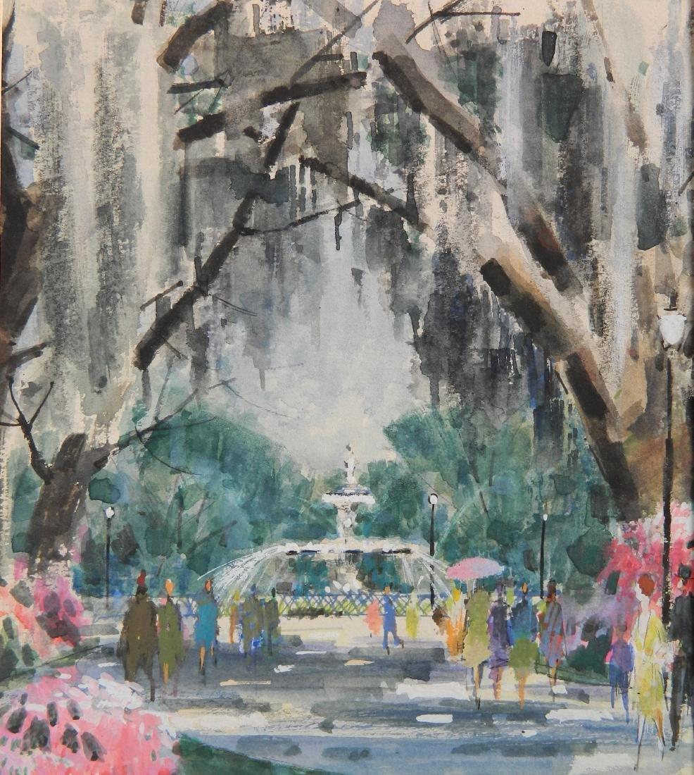 4 Watercolors - 6