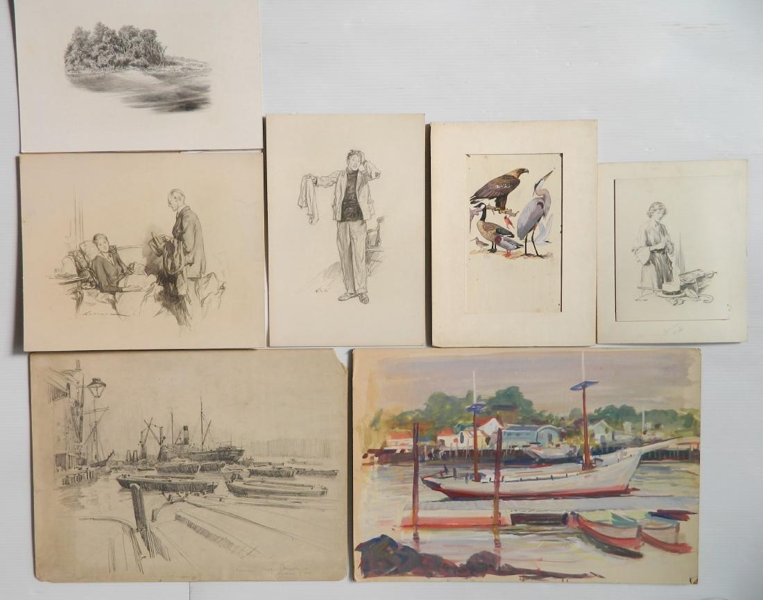 7 Illustrations