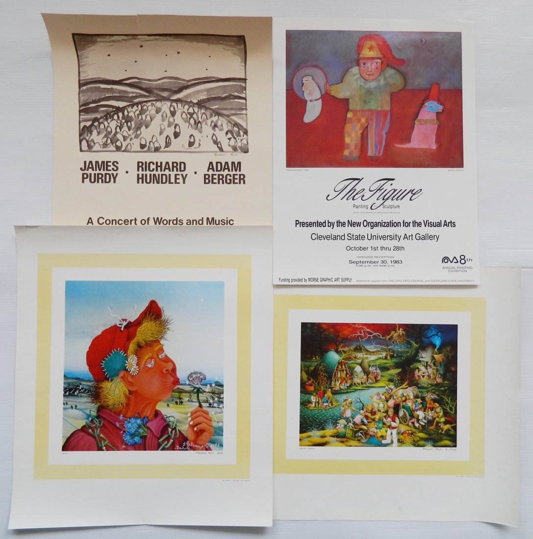 Gallery posters and repro Currier and Ives - 5