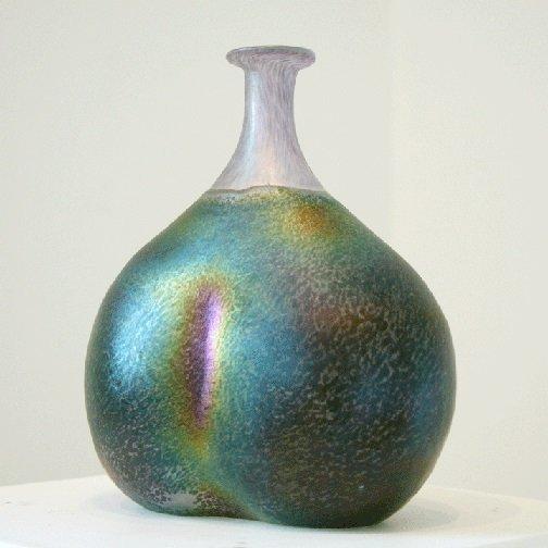 Kosta Boda Art Vase Signed Bertil Vallien Number #48137 - 4