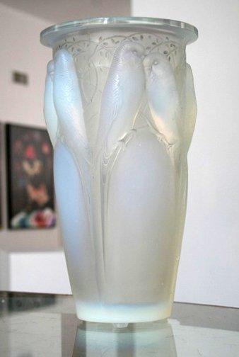 Lalique Opalescent Ceylon