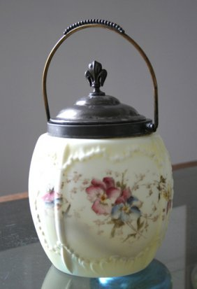 Wavecrest Biscuit Jar