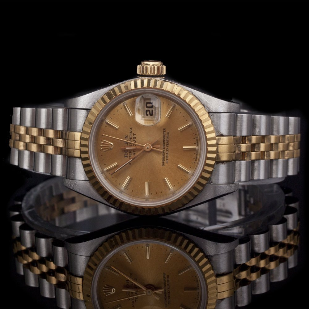 Rolex Women's DateJust Oyster Perpetual