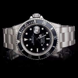 Rolex Men's Oyster Perpetual Submariner Date