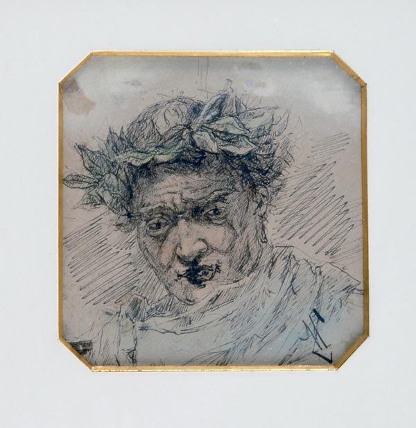 1023: Ludek (Ludwig) Marold, Bacchus, 1889