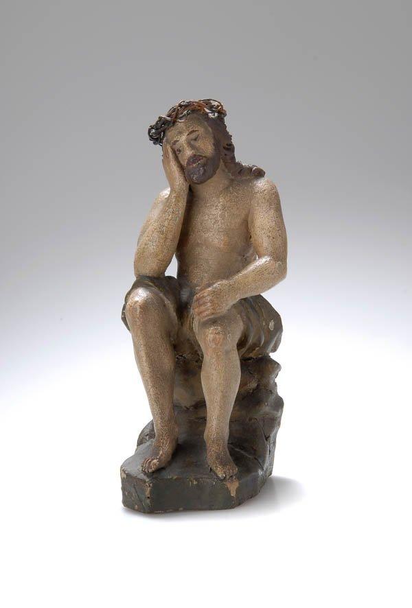 2: S ddeutschland, Christus in der Rast, um 1800