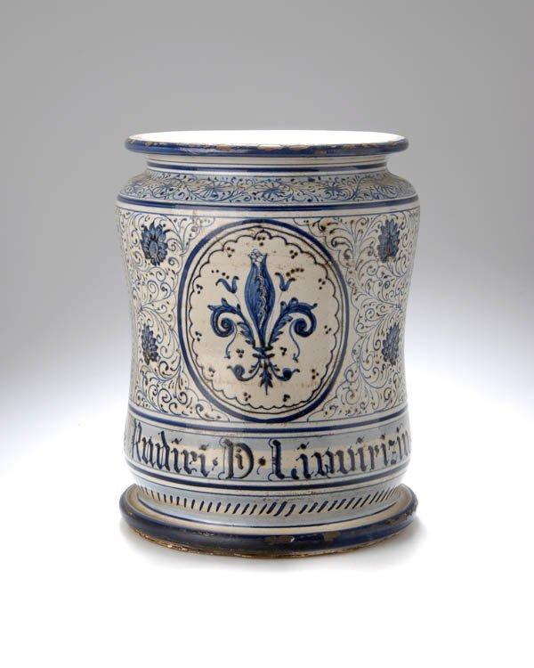 20: Florenz, Apothekergefäß, um 1880