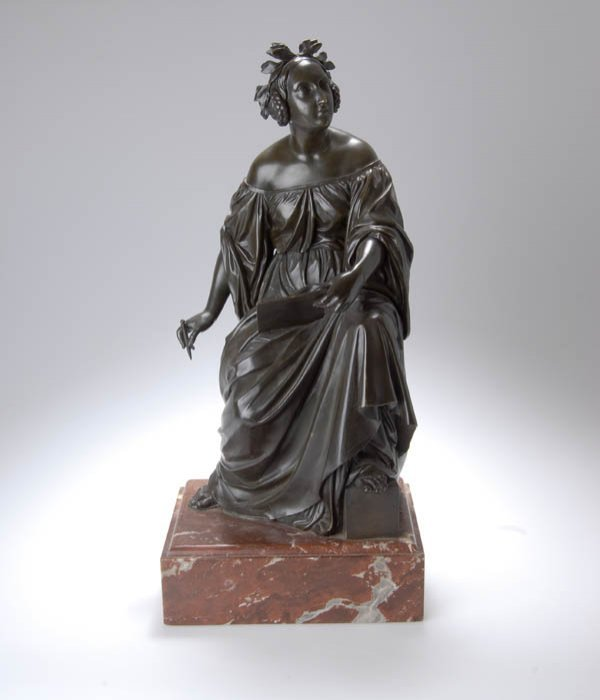 2003: Unknown Sculptor, Poetry, around 1840