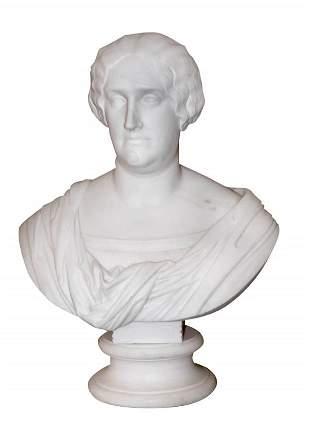 Pierre Jules Cavelier, Giuseppina Strepponi, ca.