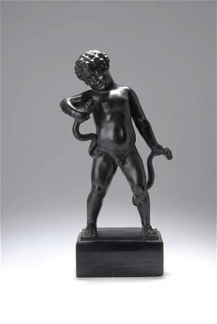 Ernst Seger, Young Hercules, around 1890