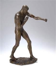 2118: Ernesto de Fiori, 'The Boxer', 1928