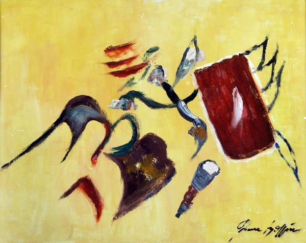 281: Pierre Boffin, 'Kindheit', 1983