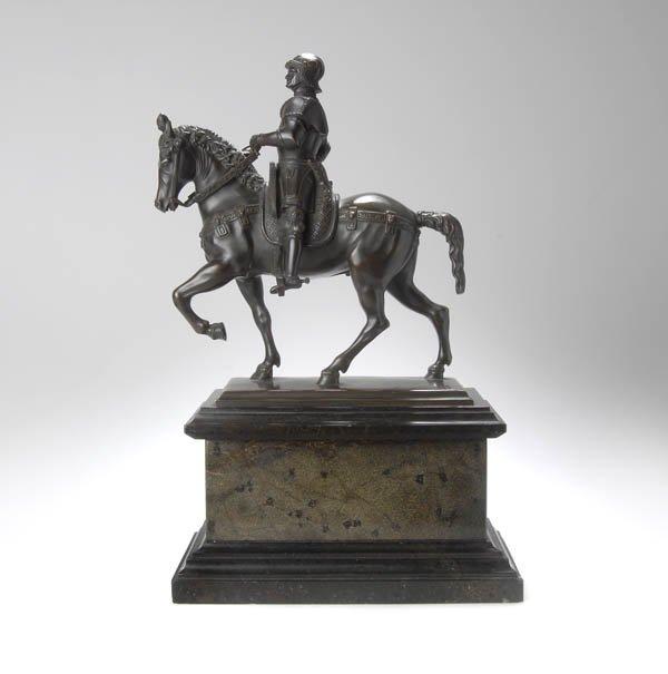 2: Andrea del Verrocchio, Bartolomeo Colleoni, 1479-88