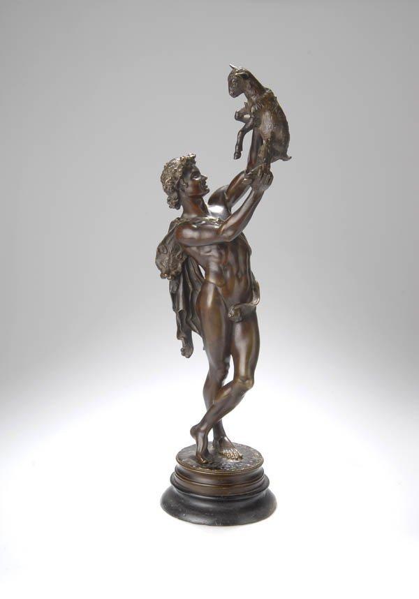 4: Charles Alphonse Achille Gumery , 'Der spielende Fau