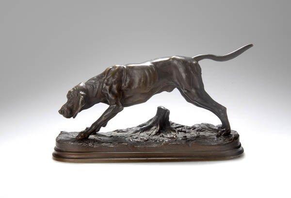 13: Alfred Dubucand, 'Bloodhound du St. Hubert', um 187