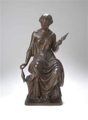 Mathurin Moreau, Die Spinnerin, 1896