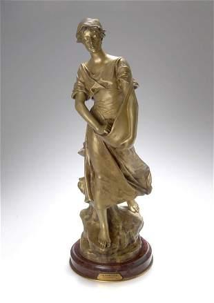 Edouard Drouot, 'La Semeuse', um 1890