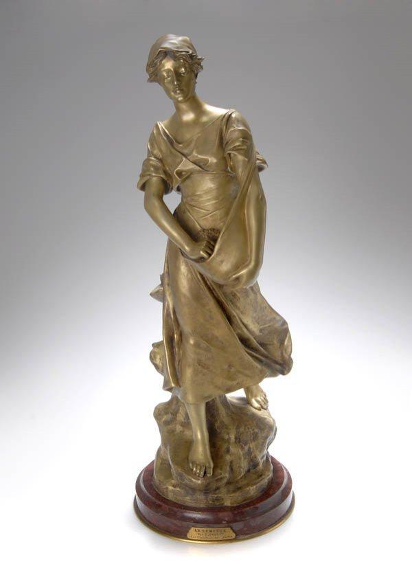 23: Edouard Drouot, 'La Semeuse', um 1890