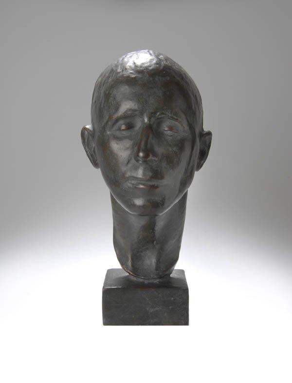 147: Paul Hamann, Bertolt Brecht, 1930