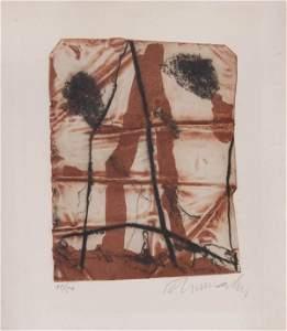 364: Emil Schumacher, Ohne Titel, um 1980