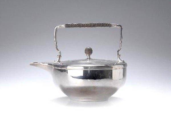 1001: Jan Eisenloeffel, Teekanne, nach 1903
