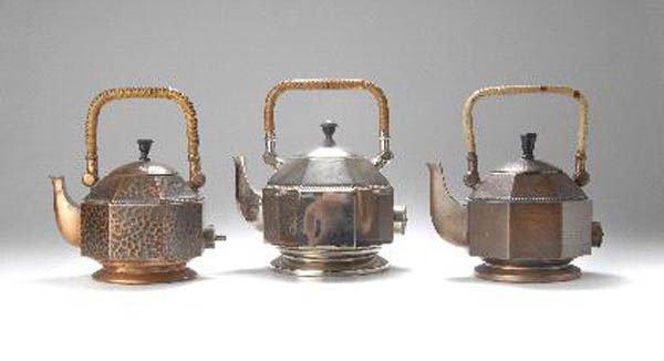 1003: Peter Behrens, Elektrischer Tee- und Wasserkessel