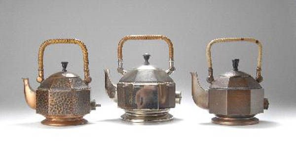 1004: Peter Behrens, Elektrischer Tee- und Wasserkessel