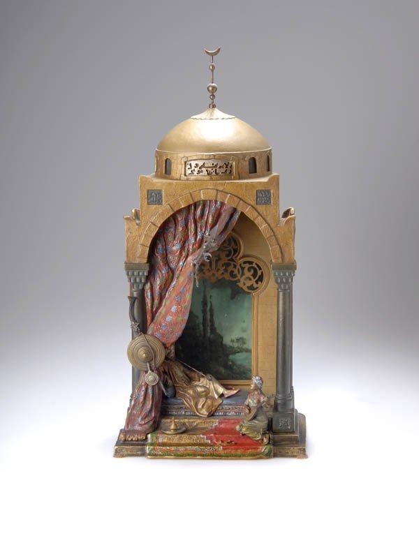 6: Vienna, Austria, Light Object, around 1900