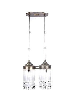 Vienna, Austria, Pendulum lamp, ca. 1905