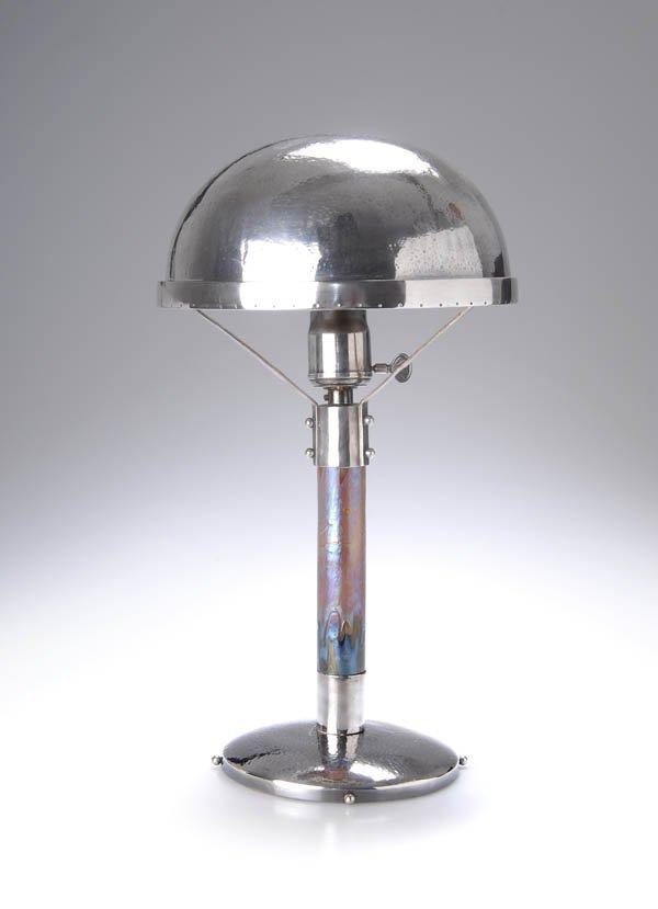 24: Vienna, Table Lamp, around 1900