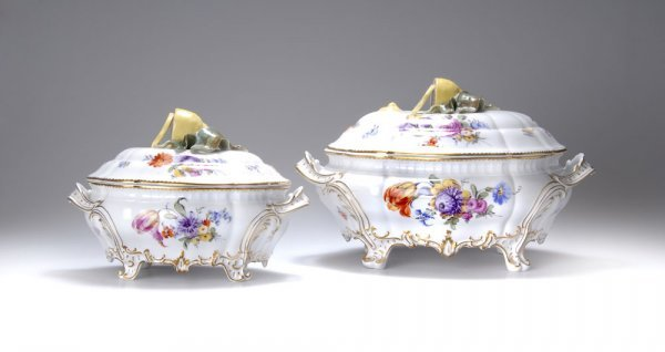 1016: Royal Porcelain Manufacture Nymphenburg, Table Se