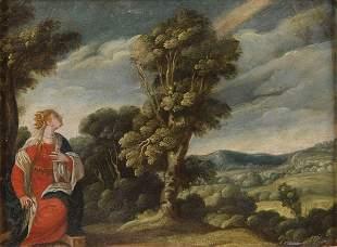 Deutschland, Die Heilige Katharina, um 1600