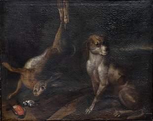 Austria, Hunting Still Life, beginning of 18th centu