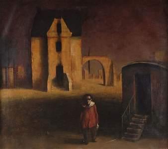 161: Vasilije Jordan, 'Ruin', 1965